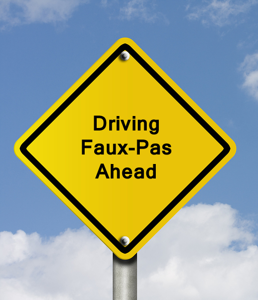 Driving Faux-pas in Portland, OR
