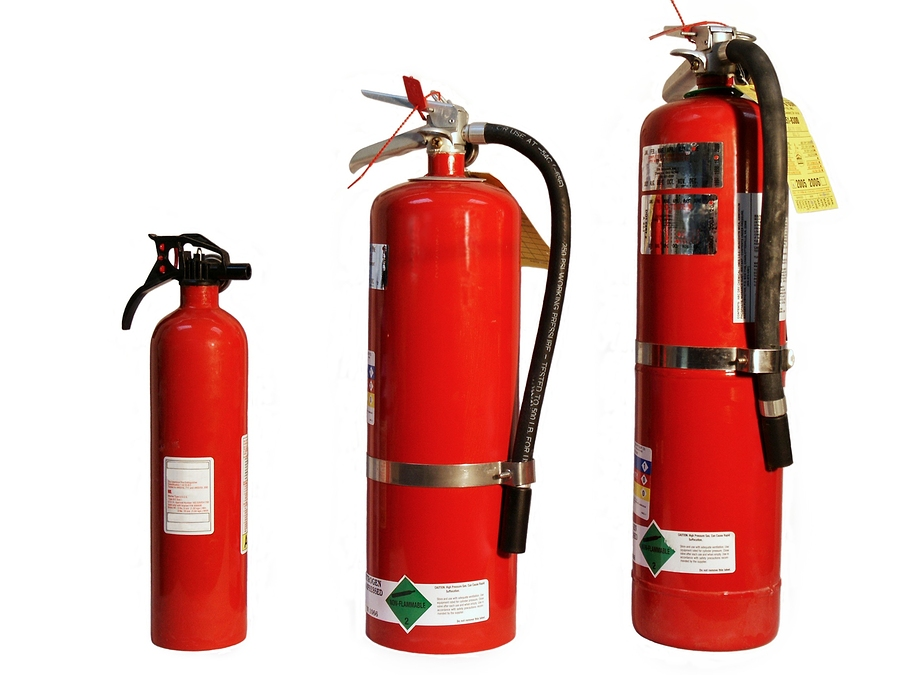 Fire Extinguisher Maintanance
