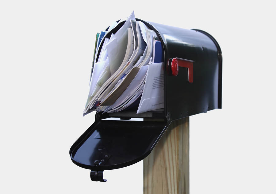 How to eliminate junk mail in Portland, OR