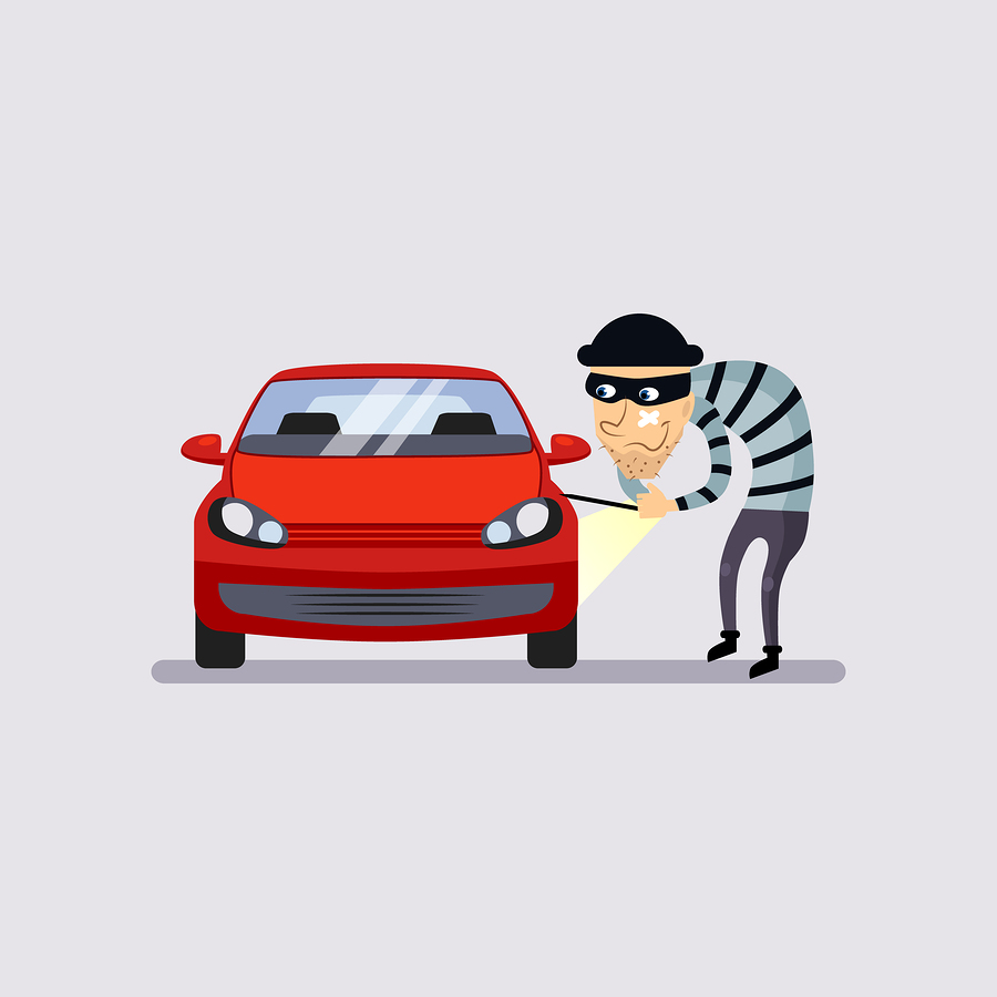 How to prevent car theft in Portland, OR