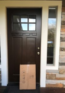 How to prevent holiday package theft in Beaverton, OR